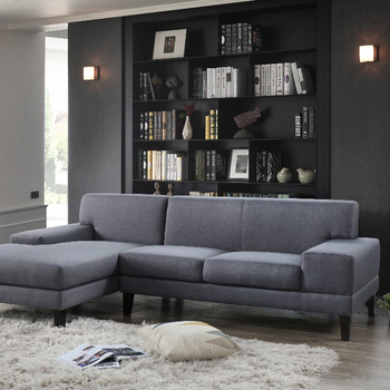 Living Room Furniture Fabric L Shape Sofa Model Esf5003 Buy Living Room Sofa L Shaped Sofa Designs Living Room Modern Low Arm Sofa Product On Alibaba Com