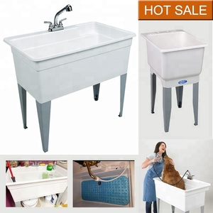 Bon Hot Sale Portable Pet Bathtub/Plastic Large Dog Grooming Bath Tub
