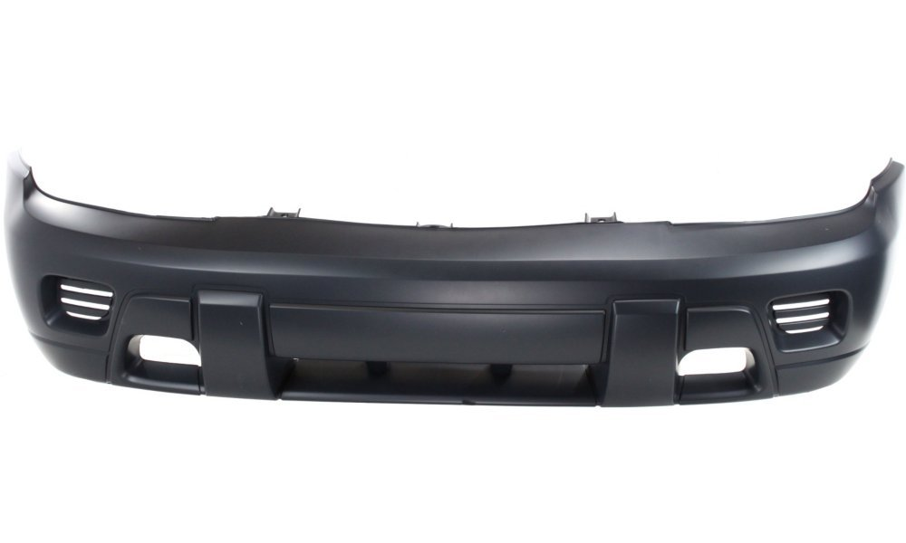 New Evan-Fischer EVA17872019571 Front BUMPER COVER Primed Direct Fit OE REPLACEMENT for 2002-2009 Chevrolet Trailblazer 2002-2006 Chevrolet Trailblazer EXTReplaces Partslink GM1000640
