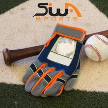 Sublimation Custom Baseball Batting Gloves/top quality/best price