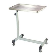<span class=keywords><strong>Ospedale</strong></span> chirurgico in acciaio inox Mayo trolley