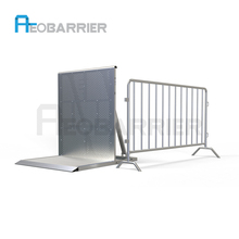 Canton Pabrik Barrier Crowd Barrier Safety Barrier