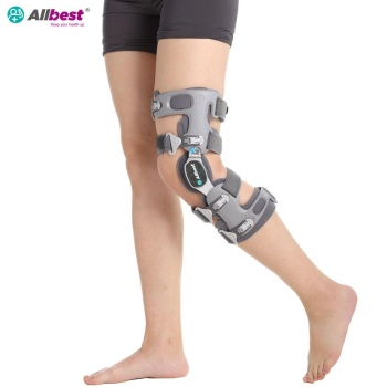 Adjustable Angle OA hinged Knee