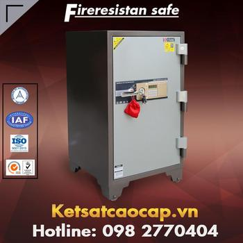 Electronic digital lock safe deposit box - KCC 200 E
