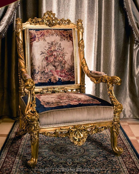 Luxury Living Room Victorian Style French Furniture Form Mobliya Handmade