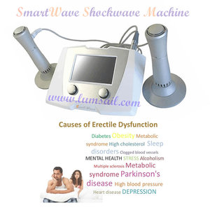 Andrology Shockwave ED Equipment shock wave therapy equipment