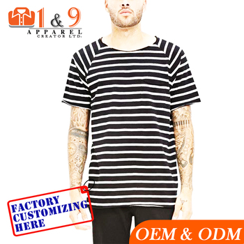 New 2017 Wholesale Striped T-shirt af25a5f0310