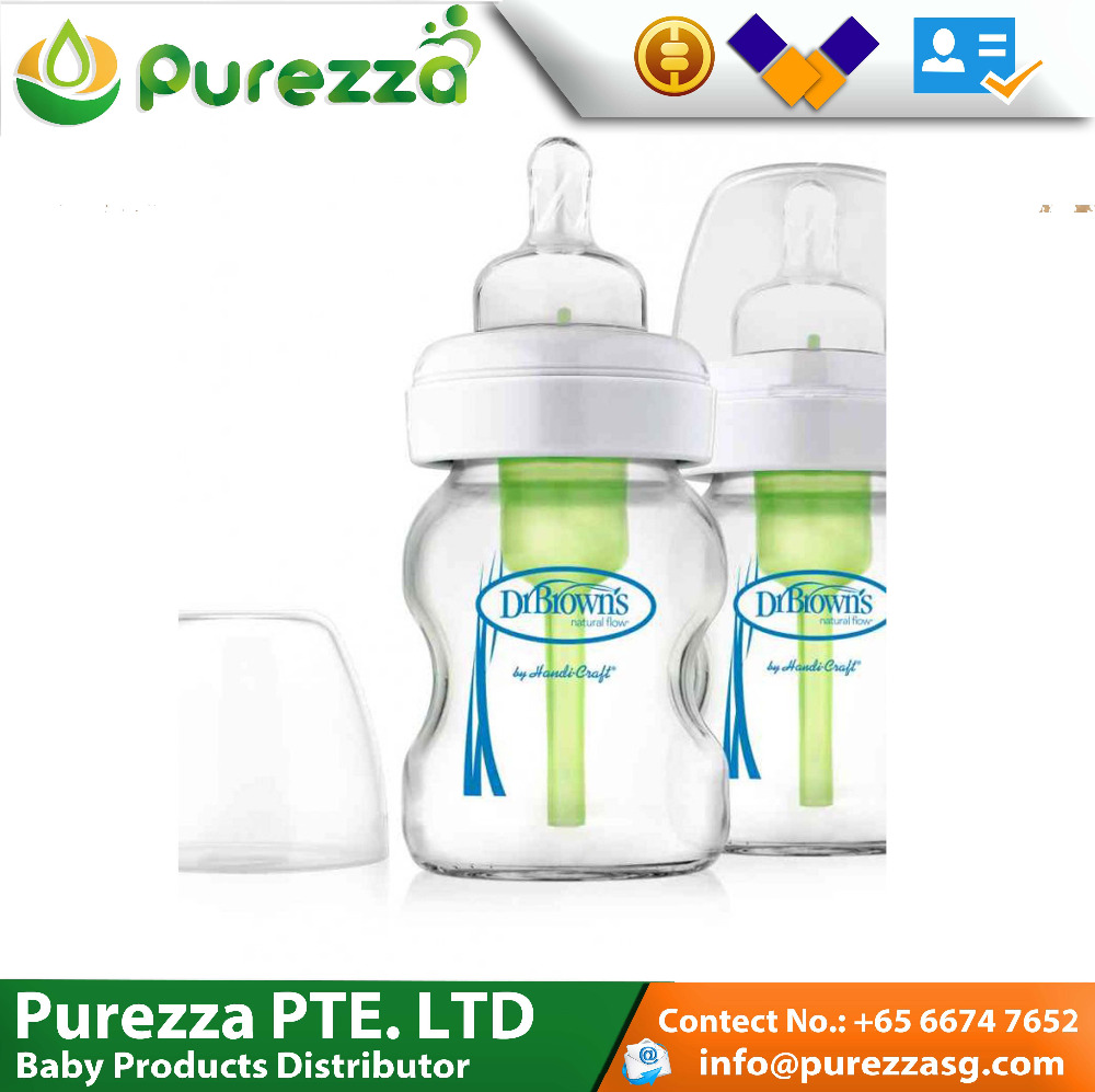 Singapore 150ml Bottle Manufacturers And Drbrowns 5oz Pp Options Wide Neck Suppliers On