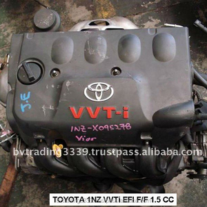 USED ENGINE FROM JAPAN TOY 1NZ FF AT VVTI GOOD QUALITY GASOLINE