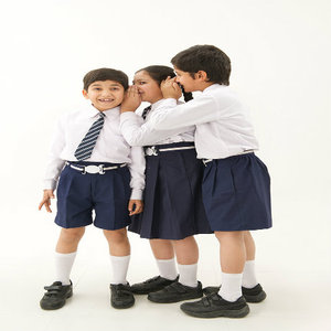 Top quality fabric School uniform manufacturer