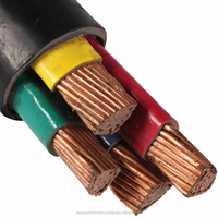 Low voltage outdoor waterproof electrical rubber copper power 4x70 cables