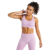 High quality cup sports bra without padding breastfeeding