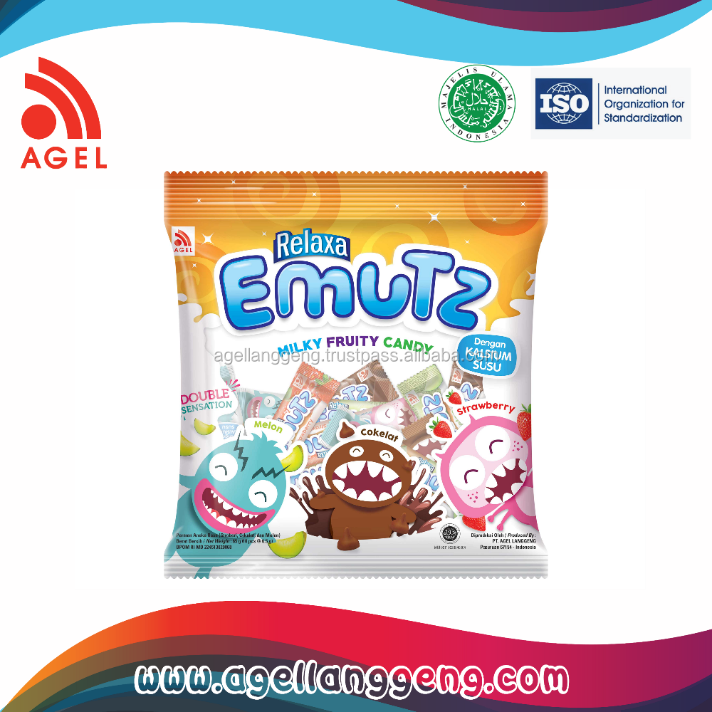 Premium Chewy Candy with Milky Flavour