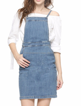 Beautiful Denim Dungaree Dress For Women Buy Casual Wear Jumpsuit For Womendungaree Style Jumpsuit For Womensexy Denim Dress For Women Product On