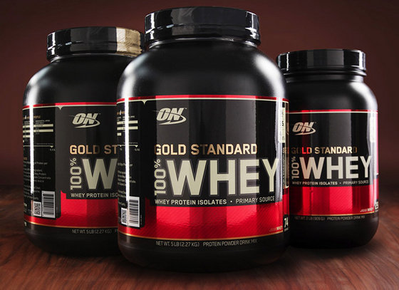 whey 100 gold standard dosering