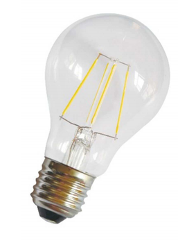 Surprising Led Wire Light Bulb A60 E27 230V 4W 3200K 440Lm Buy Led Wiring Cloud Rectuggs Outletorg