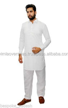 Indian Bollywood Indo Western Men S Punjabi Kurta Pajama