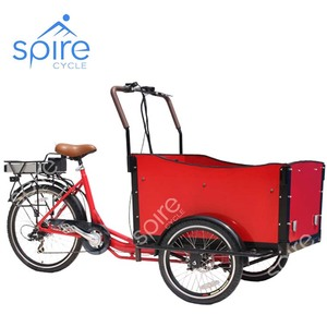 electric cargo tricycle 6 passenger tricycle with 6 speeds