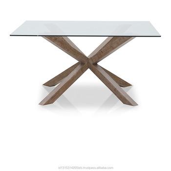 pernas de madeira maciça