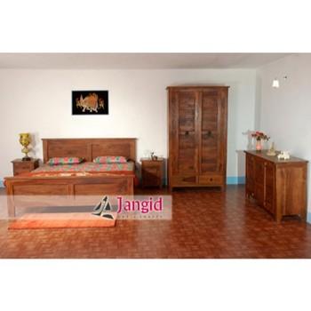Indian Kayu Bedroom Furniture