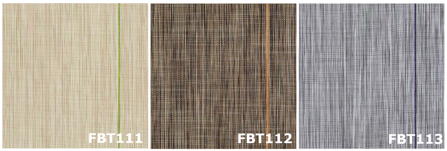 FBT-111 - FBT-113, FABTEX TILE, 3 Colors, Sample Available