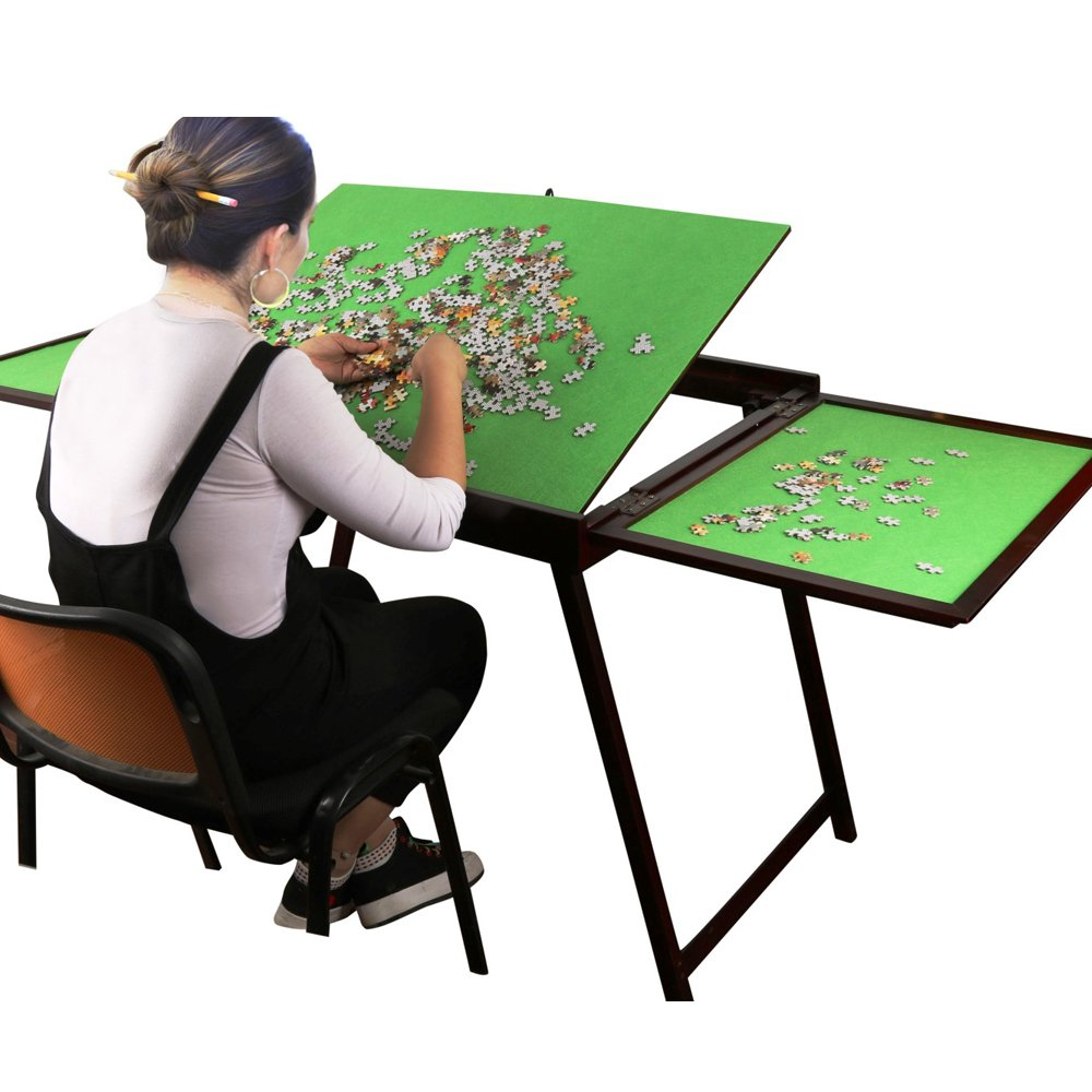 Buy Bits And Pieces Wooden Fold And Go Jigsaw Table Collapsible