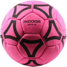 Pakistan Soccer Ball Manufacture Hand Stitched Pink Indoor Balls