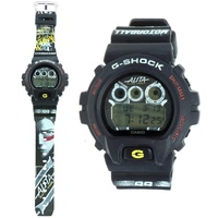 DW-6900 Alita Custom Designed Matte Black Digital Watch (Malaysia) Alita Watch
