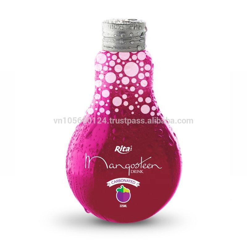 Vietnam Soft Drink Beverage 250ml Pet Bottle Strawberry Flavor Carbonated Drink
