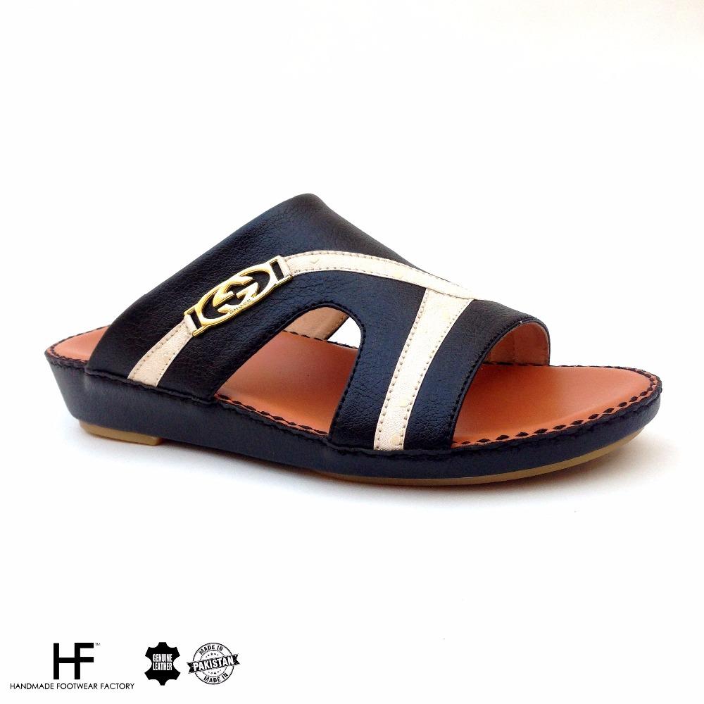 2255dbe170b Men Leather Sandals - Arab Sandals - Arabic Sandals
