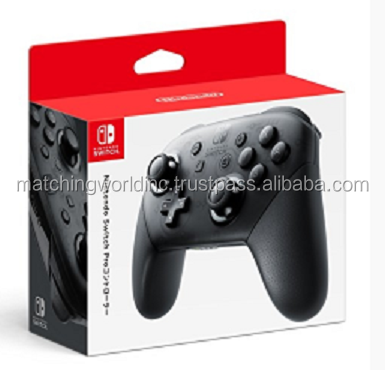 nintendo switch Pro Black controller