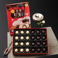 Black & White Chocolate Mochi Sweet, soft chocolate is full of soft, chewy mochi delightful combination of rice cake