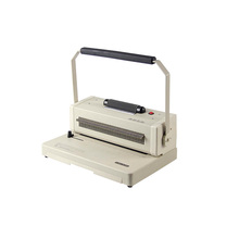 Hardcover Book Binding Machine S25A Office Equipment Binding Machine