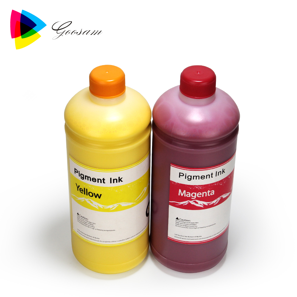 Waterproof Refill Pigment Ink For Epson L1800 L1300 L800 Inkjet Printer -  Buy Water Based Pigment Ink For Epson Printer,Pigment Ink For Epson L1800