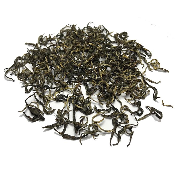 Chinese dried fruit sweet tea of organic yellow tea leaves - 4uTea | 4uTea.com