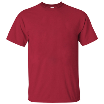 High quality bulk wholesale red t shirt plain the gym workout tee shirt with your own logo