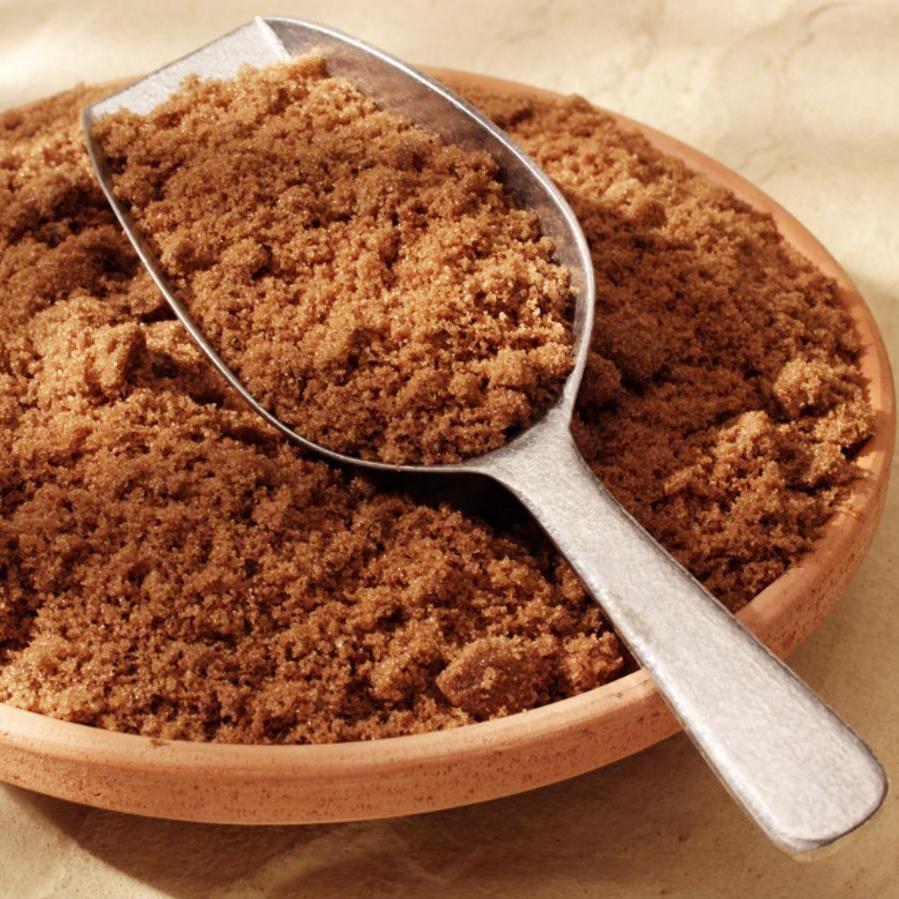 Health benefits of dark brown sugar