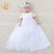 Nimble Professional Supply Long Style Formal Ruffled Lace Embroidery Unisex Baby Christening Favors Baptism