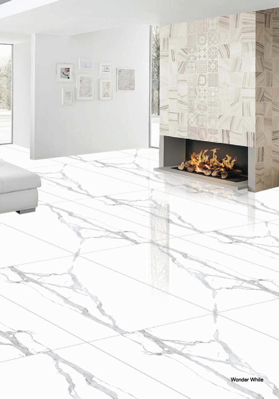 3 Home Decor Trends For Spring Brittany Stager: Marble Design Porcelain Tile