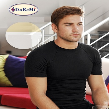 6d8c49b2707d DOREMI OEM NEW 2018 THERMAL WEAR COLLECTION MENS THERMAL UNDERWEAR SHORT  SLEEVE T-SHIRT VEST