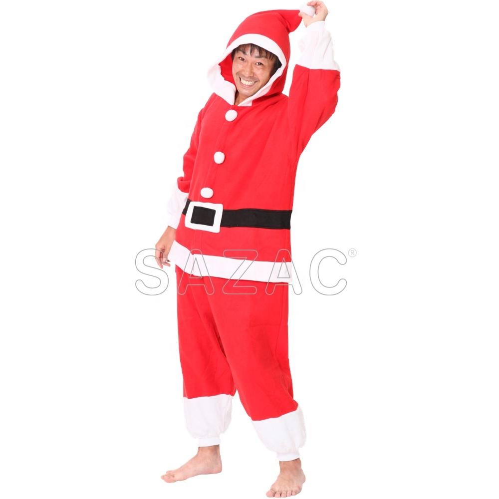 2821ecb77e55 Christmas onesie pajama Santa Claus Reindeer dinosaur adult unicorn costume