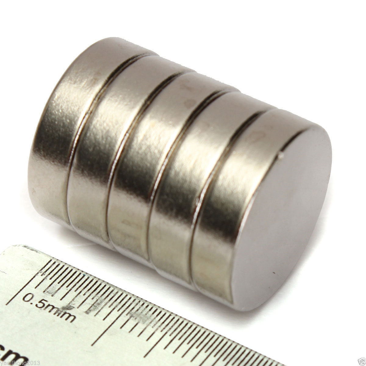 Neodym-Magnet 20mm N52 for Weinflasche 20x10mm round magnet