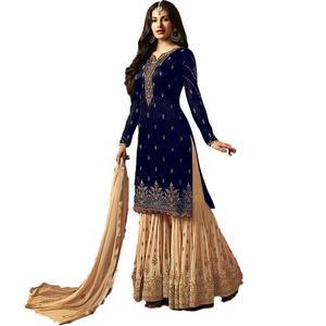 46e3dadebc Sleeveless Salwar Kameez Designs Wholesale, Salwar Kameez Suppliers -  Alibaba