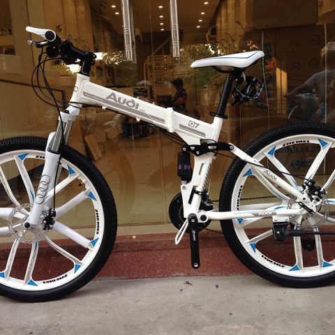 SOLOMO 26INCH FOLDING <strong>BICYCLE</strong> 7SPEED