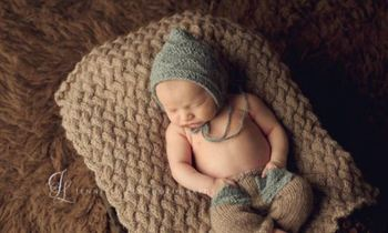 New Born Baby hundred days baby photography clothing