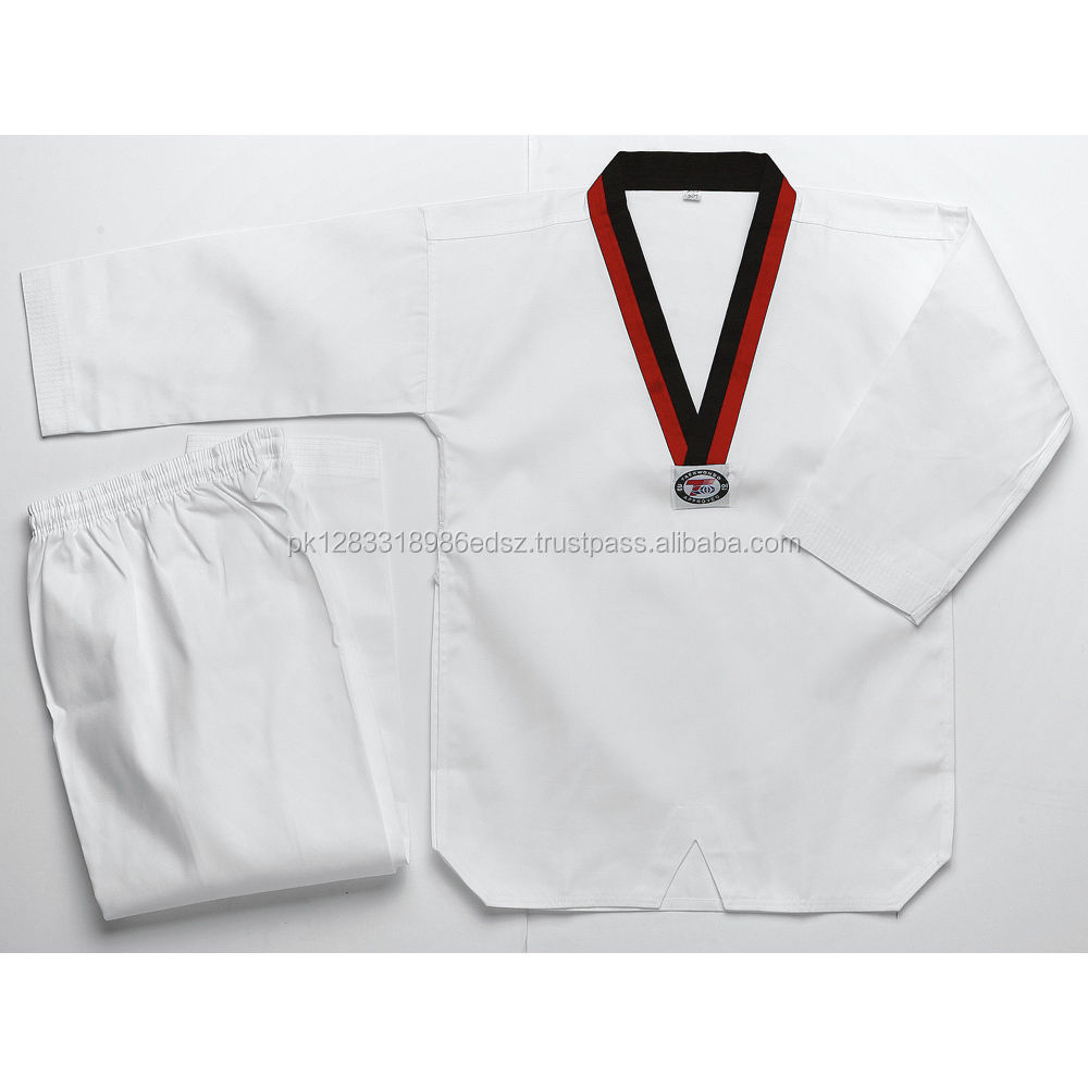 custom Super Light Material Martial Arts Taekwondo Uniform Dobok