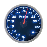 Japan high quality low price DC digital voltmeter and ammeter for cars
