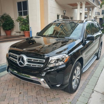 2019 Mercedes-Benz GLS450