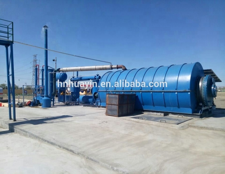 <strong>Waste</strong> recycling machine for oil sludge drilling mud made in China