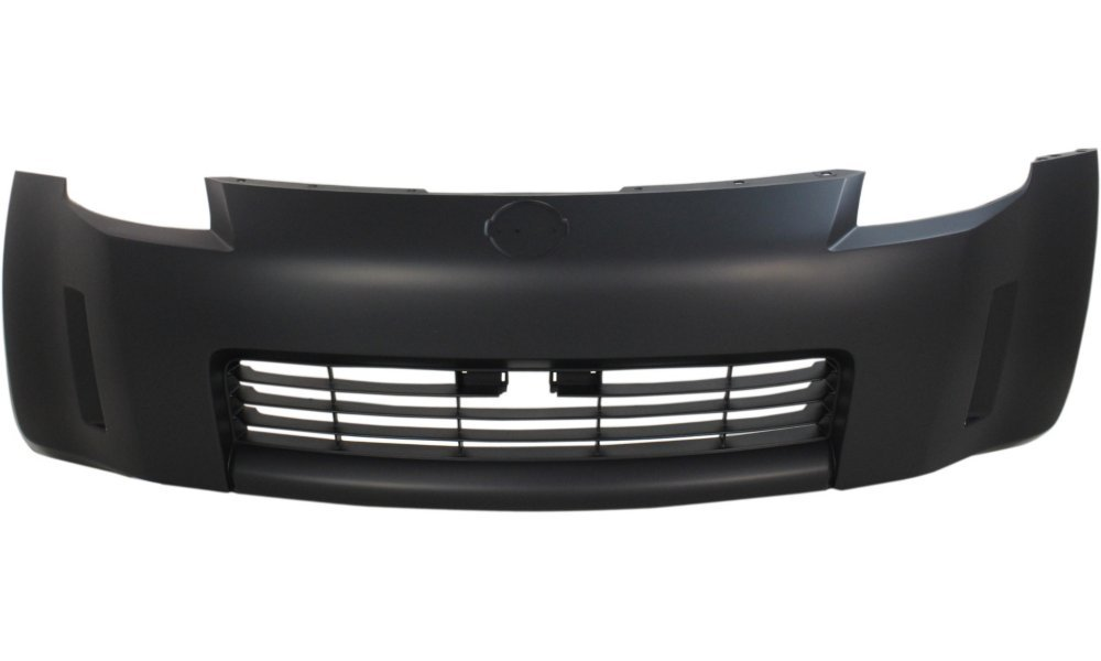 New Evan-Fischer EVA17872033352 Front BUMPER COVER Primed Direct Fit OE REPLACEMENT for 2003-2005 Nissan 350Z *Replaces Partslink NI1000201